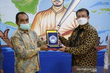 Gali potensi riset transportasi Maluku, Balitbanghub sambangi Unpatti