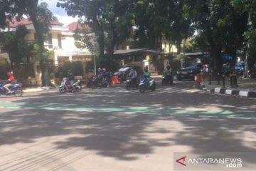 Warga dengar dua kali tembakan di dekat komplek Pati Polri