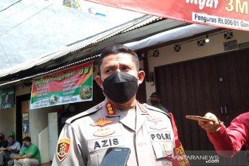 Polisi sebut penembakan dekat kompleks Pati Polri tak terkait teror