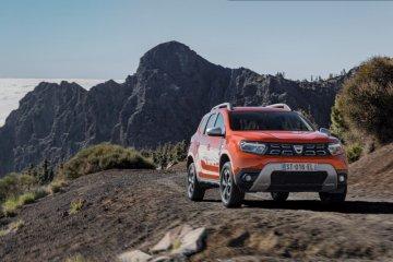 Dacia Duster hadir dengan serangkaian penyegaran