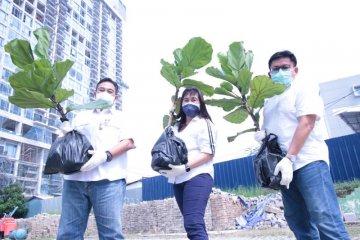 FIFGROUP lakukan penanaman 4.500 pohon pada 55 titik di Indonesia
