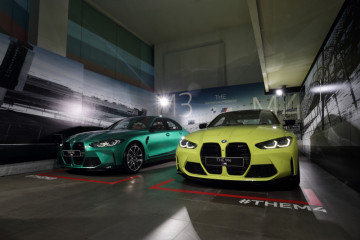 Spesifikasi dan fitur BMW M3 dan M4 generasi ke-6
