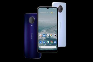 Nokia G20 mendarat di India