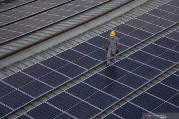 Penggunaan PLTS membantu mengurangi emisi CO2