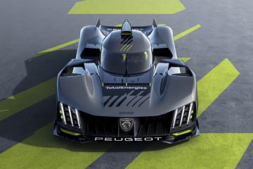 Peugeot ungkap mobil yang akan terjun di Le Mans tahun depan
