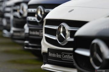 Mercedes-Benz: Kelangkaan semikonduktor pengaruhi pengiriman global