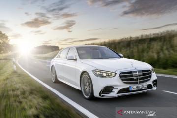 Penjualan Mercedes-Benz Cars naik 25,1 persen di semester 1 2021