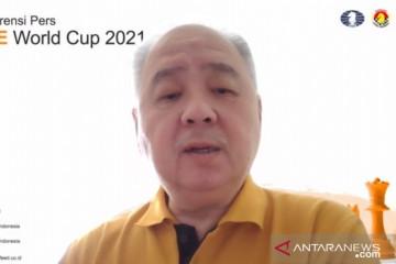Percasi: Semangat empat pecatur luar biasa hadapi Piala Dunia 2021