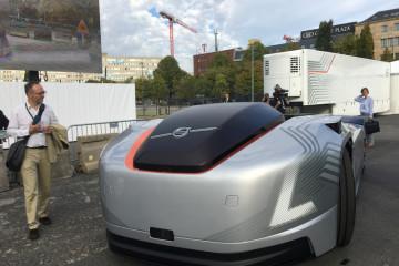 Volvo-Geely bentuk perusahaan powertrain Aurobay