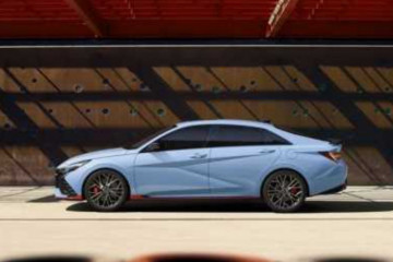 Hyundai luncurkan model performa tinggi Avante N