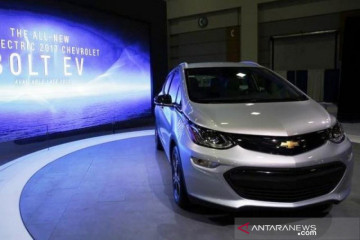 GM perluas recalls Chevrolet Bolt EV hingga 73.000 kendaraan