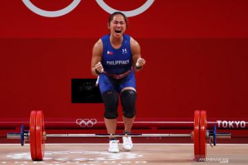 """Sukses di Olimpiade Tokyo, Filipina """"pede"""" tatap Asian Games 2022"""