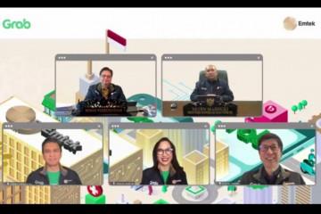 Grab dan Emtek jalin kerja sama berdayakan UMKM di ranah digital