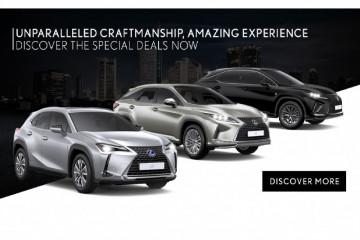 Lexus Indonesia gelar pameran virtual Immersive World