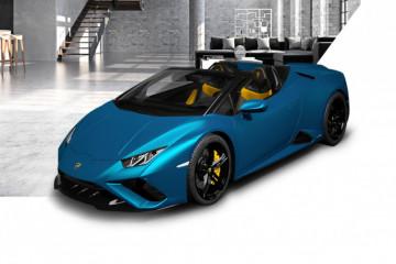 "Lamborghini siapkan dua ""supercar"" baru berbasis Huracan dan Urus"