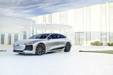 Audi A6 E-Tron mulai masuk dapur produksi pada 2023