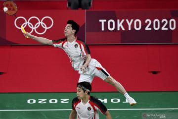 Tiga ganda putra Indonesia lalui babak pembuka Denmark Open 2021