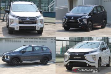Mobil-mobil Mitsubishi yang menerima PPnBm 25 persen