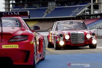 Mengenal AMG 300 SEL 6.8 yang berjaya di Spa-Francorchamps