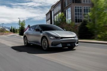 Kia luncurkan kendaraan listrik EV6