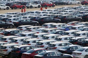 Penjualan mobil baru di Inggris sentuh rekor terendah sejak 1998