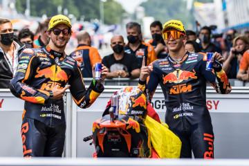 Fernandez susul Gardner ke tim Tech3 KTM untuk MotoGP 2022