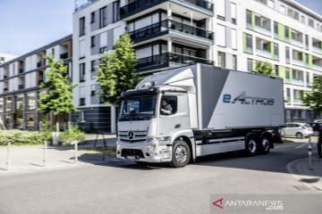 Mercedes-Benz, Daimler Truck fokus ke elektrifikasi dan digitalisasi
