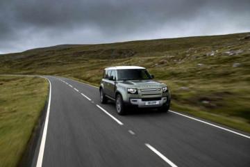 Jaguar Land Rover terima 110.000 pesanan, Defender terlaris