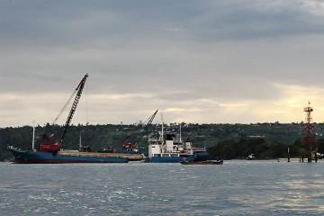 KAWAL Papua Barat proses hukum kapal penabrak terumbu karang