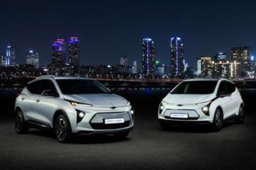 GM Korsel luncurkan SUV listrik pertama Chevrolet, Bolt EUV