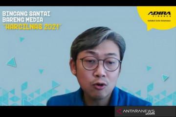 Adira Finance akan lunasi cicilan 31 pelanggan melalui Harcilnas 2021