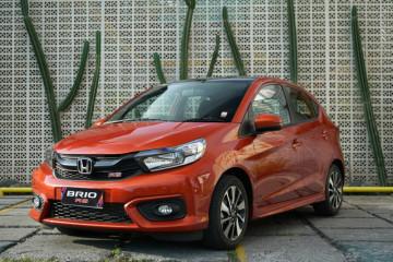 Honda rangkum penjualan 8.234 mobil pada Juli, Brio terlaris