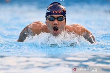 Giliran Jendi Pangabean berjuang di Paralimpiade Tokyo 2020