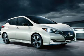 Solusi Nissan untuk masuki era kendaraan listrik