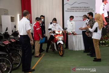 Menteri ESDM ingin UKM terlibat dalam program sepeda motor listrik