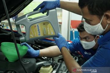 "Pelumas mobil Pertamina ""go internasional"" dipasarkan di 14 negara"