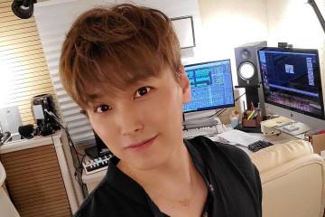 """Sungmin Super Junior akan lakukan """"comeback"""" solo"""