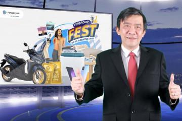FIFGroup Fest hadir di Pontianak, ada promo motor Honda
