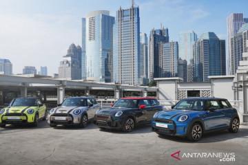 MINI luncurkan 8 varian terbarunya di Indonesia, mulai Rp600 jutaan