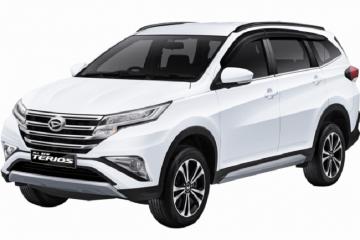 """Daihatsu luncurkan Terios baru yang dilengkapi fitur """"Eco Idle"""""""
