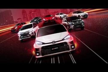 Toyota Indonesia bakal kembangkan desain lokal dalam GR Brand