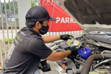 ExxonMobil kenalkan pelumas Mobil Delvac MX 15W40 Limited