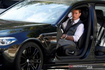 """Tom Cruise pamerkan aksi paling berani untuk """"Mission: Impossible 7"""""""