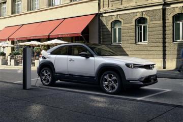 Mazda ungkap mobil listrik pertamanya, tersedia tahun ini