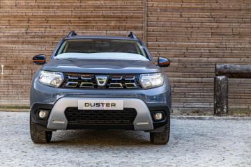 Dacia Duster edisi terbatas akan diluncurkan pada 2022