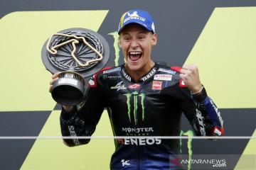 Quartararo juara MotoGP Monster Energy British Grand Prix,