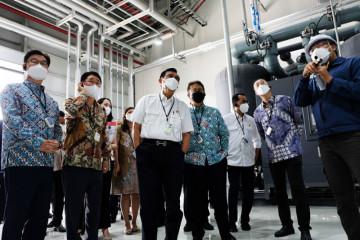 Hyundai mulai produksi oksigen di pabrik Cikarang