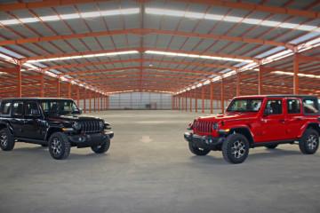 Jeep hadirkan Wrangler dan Gladiator di Indonesia