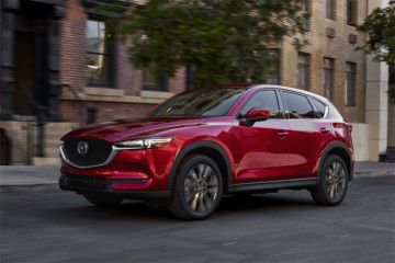 Mazda hentikan operasi pabrik Hiroshima