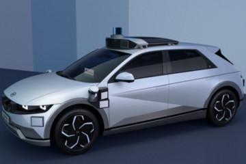 Hyundai luncurkan taksi robo berbasis IONIQ 5